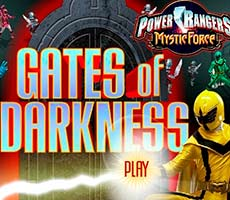 Power Rangers: Gates Of Darkness