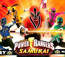 Power Rangers Samurai Bow free game