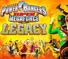 Power Rangers: Super Megaforce Legacy 2