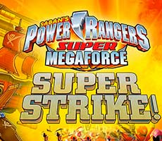 Power Rangers Super Megaforce: Super Strike