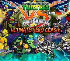 Power Rangers Ultimate Hero Clash